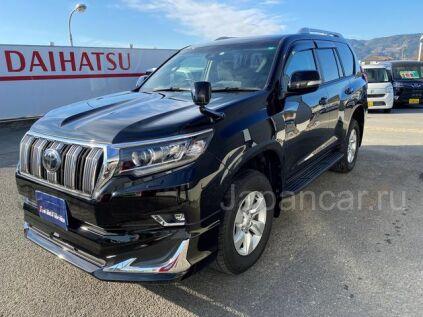 Toyota Land Cruiser Prado 2018 года в Москве