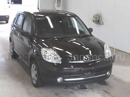 Mazda Verisa 2010 года во Владивостоке