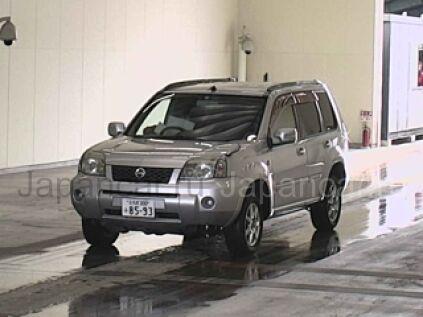 Nissan X-Trail 2003 года во Владивостоке