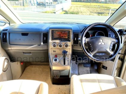 Mitsubishi Delica D5 2007 года во Владивостоке