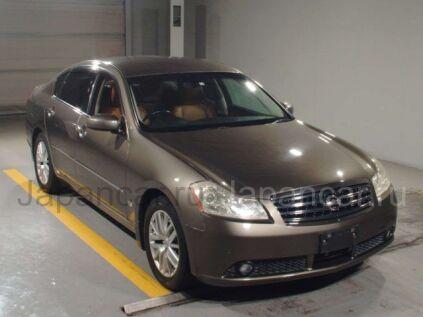 Nissan Fuga 2006 года во Владивостоке