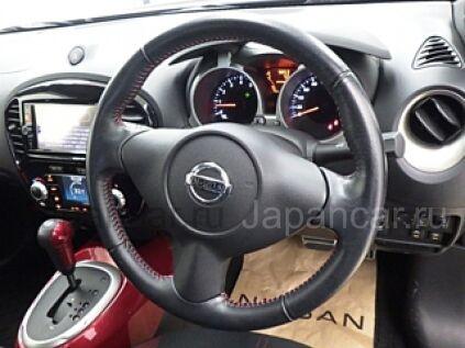 Nissan Juke 2016 года во Владивостоке