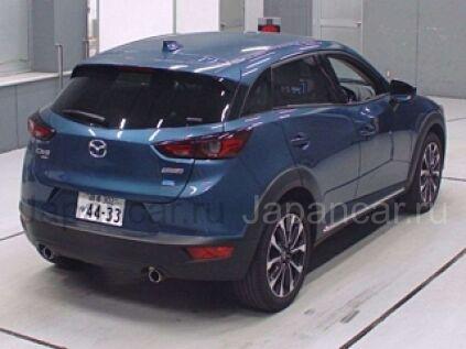 Mazda CX-3 2018 года во Владивостоке