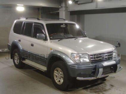 Toyota Land Cruiser Prado 1996 года во Владивостоке