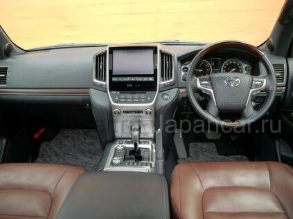 Toyota Land Cruiser 2017 года во Владивостоке