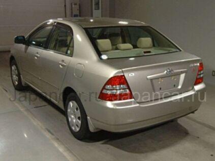 Toyota Corolla 2003 года в Находке