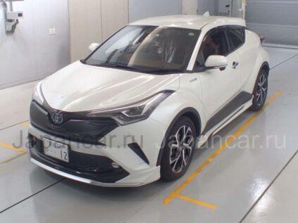 Toyota C-HR 2019 года во Владивостоке