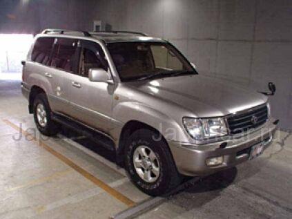 Toyota Land Cruiser 1998 года во Владивостоке