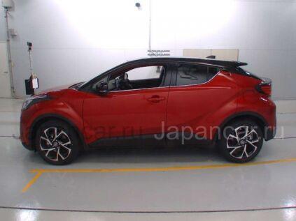 Toyota C-HR 2020 года во Владивостоке