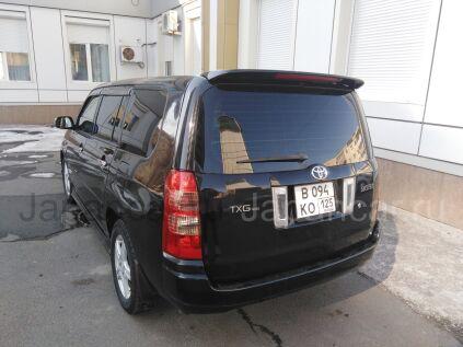 Toyota Succeed 2002 года в Артеме