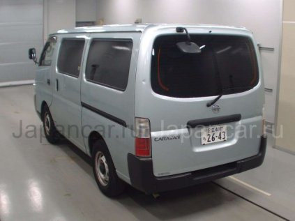 Nissan Caravan 2003 года во Владивостоке