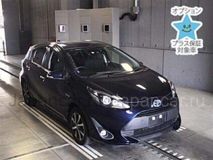 Toyota Aqua 2018 года во Владивостоке
