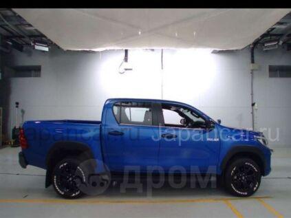 Toyota Hilux Pick Up 2020 года во Владивостоке