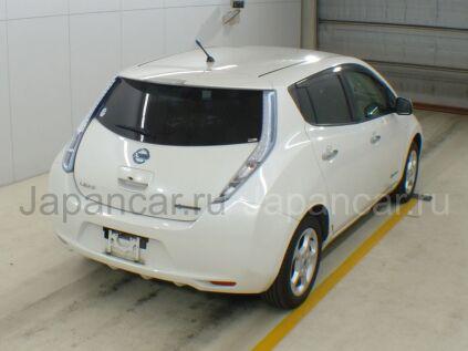 Nissan Leaf 2013 года во Владивостоке
