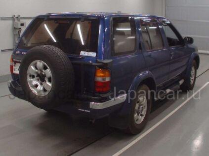 Nissan Terrano 1995 года во Владивостоке