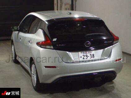 Nissan Leaf 2018 года в Южно-Сахалинске
