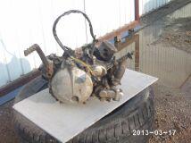 двигатель KAWASAKI kdx220  купить по цене 4000 р.