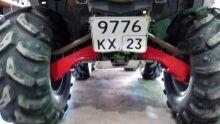 подвеска CFMOTO 800  купить по цене 7000 р.