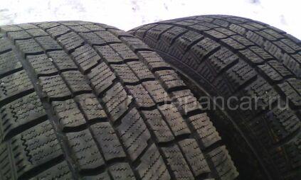 Зимние шины Nankang 215/60 16 дюймов б/у в Челябинске