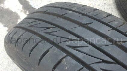 Летниe шины Bridgestone playz pz-x 195/60 16 дюймов б/у в Челябинске