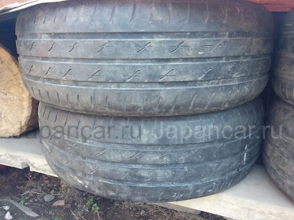 Летниe шины Bridgestone Ecopia 195/55 16 дюймов б/у во Владивостоке
