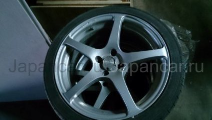Летниe колеса Bridgestone 215/40 17 дюймов Axiar ширина 7 дюймов вылет 42 мм. б/у во Владивостоке