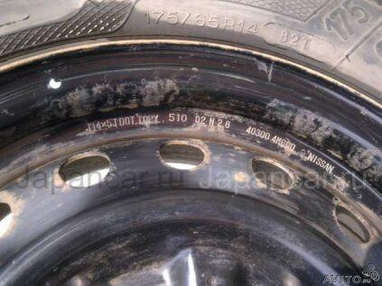 Диски 14 дюймов Nissan б/у в Краснодаре