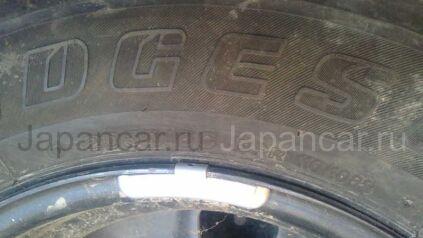 Летниe шины Bridgestone Dueler h/t 840 205/70 16 дюймов б/у в Челябинске