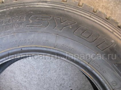 Зимние шины Yokohama Sy01 215/70 15 дюймов б/у во Владивостоке