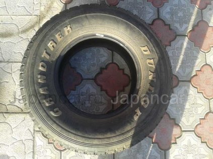 Летниe шины Dunlop 275/70 16 дюймов б/у в Курске