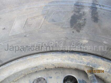Всесезонные колеса Toyo 175/70 13 дюймов б/у в Партизанск
