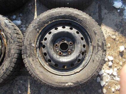 Зимние колеса Toyo Tranpath mk4 205/65 15 дюймов б/у во Владивостоке