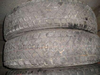 Зимние шины Bridgestone Winter dueler 175/80 15 дюймов б/у во Владивостоке