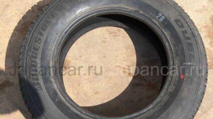 Летниe шины Bridgestone Dueler h/t 205/70 15 дюймов б/у во Владивостоке
