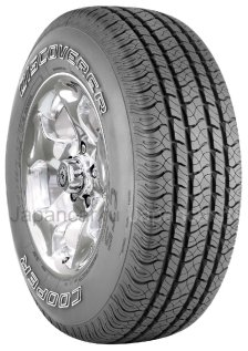 Летниe шины Cooper Discoverer cts 245/55 19 дюймов новые во Владивостоке