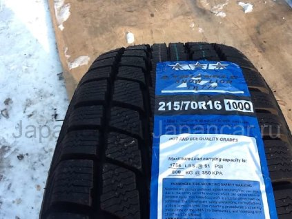 Зимние шины Triangle Snow lion 215/70 16 дюймов новые во Владивостоке