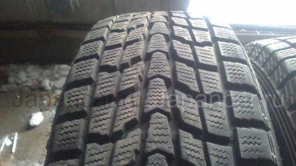 Зимние шины Dunlop grandtrek sj6 225/65 17 дюймов б/у в Челябинске