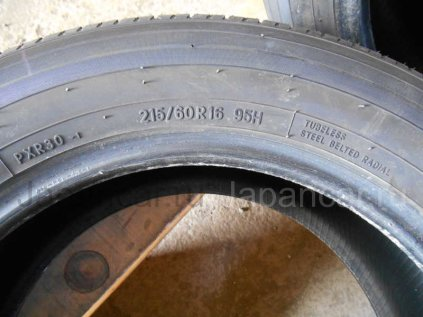 Летниe шины Toyo Proxes r30 215/60 16 дюймов б/у во Владивостоке