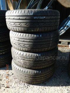 Летниe шины Bridgestone Арт-538 205/55 16 дюймов б/у во Владивостоке