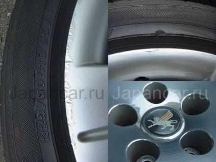 Летниe колеса Yokohama 225/50 18 дюймов Toyota soarer ширина 8 дюймов вылет 35 мм. б/у во Владивостоке