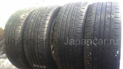 Летниe шины Bridgestone sneaker 215/50 17 дюймов б/у в Челябинске