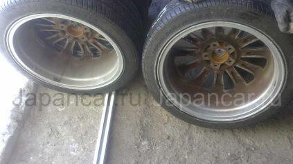 Летниe колеса Nankang As-1 225/45 18 дюймов Legzas ширина 7.5 дюймов вылет 55 мм. б/у в Челябинске