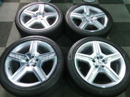 Летниe колеса Dunlop Sp sport 9000 255/40 19 дюймов mercedes-benz //// amg б/у во Владивостоке