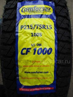 Летниe шины Comforser Cf1000 215/75 15 дюймов новые во Владивостоке
