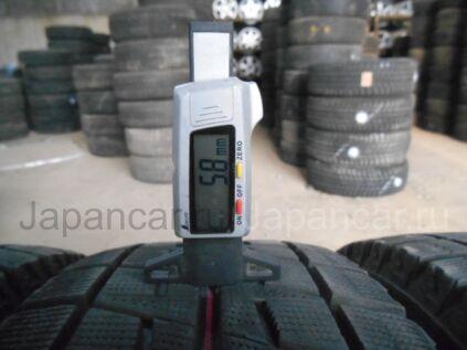 Зимние шины Bridgestone Blizzak revo2 195/70 15 дюймов б/у во Владивостоке