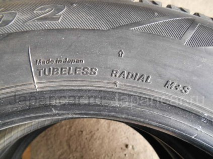Зимние шины Bridgestone Blizzak revo2 185/60 15 дюймов б/у во Владивостоке