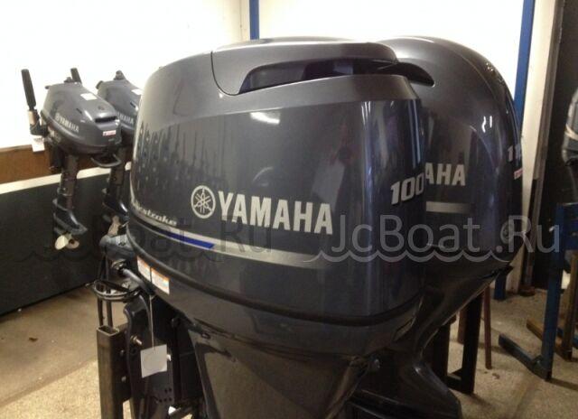 мотор подвесной YAMAHA F100 2016 года