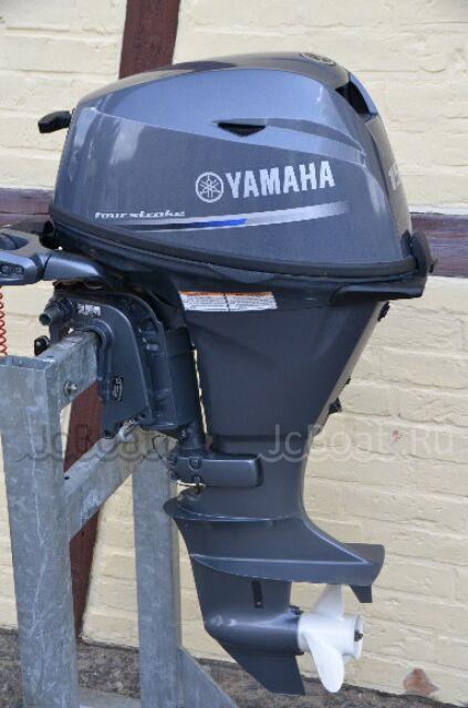 мотор подвесной YAMAHA F15 2017 года