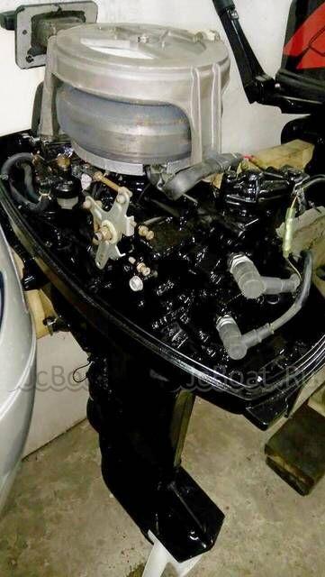 мотор подвесной TOHATSU TOHATSU 9.9 2003 года