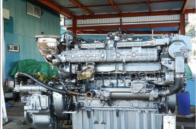 мотор стационарный YANMAR 6LX-ET3 2001 года